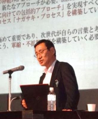 鈴木達治朗先生