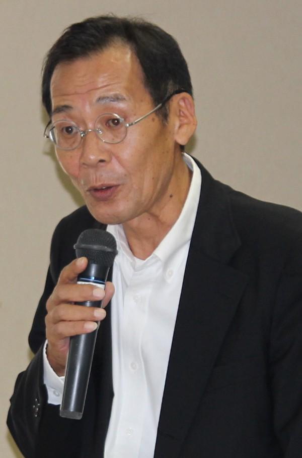 高木専務理事